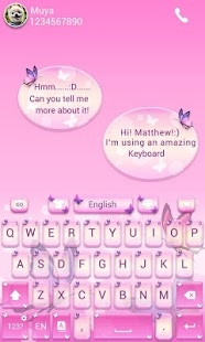 Butterfly GO Keyboard Theme - apk