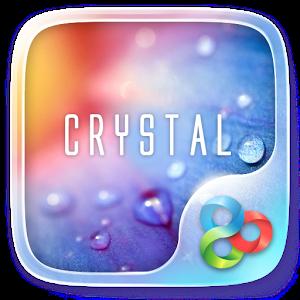 Crystal GO Launcher Theme - apk