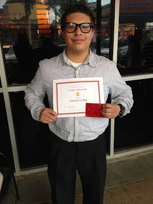 Member of the Month- Naam