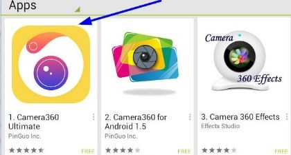 camera 360 free download for android