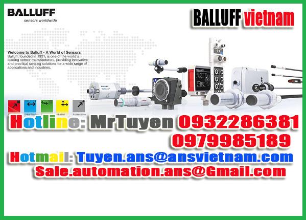 Balluff VietNam , Hãng Balluff, sensor balluff, cảm biến