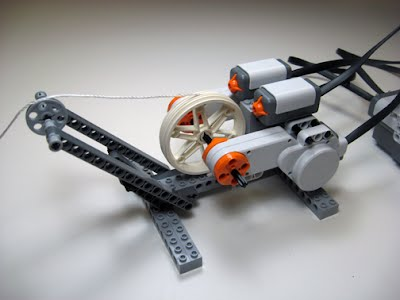 Crane - LabVIEW for Lego MINDSTORMS Projects