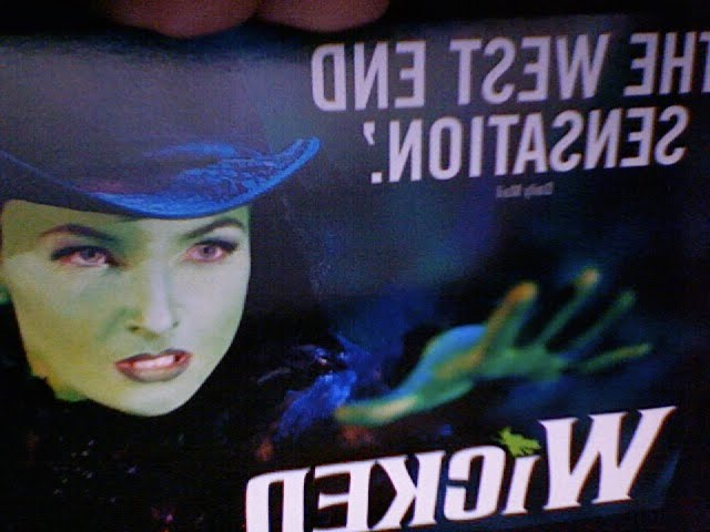 Which Elphaba is this?