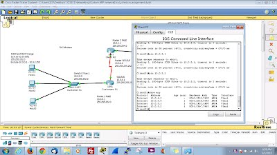 ARP Table Assignment 6 Ethernet - Cisco Networking 101