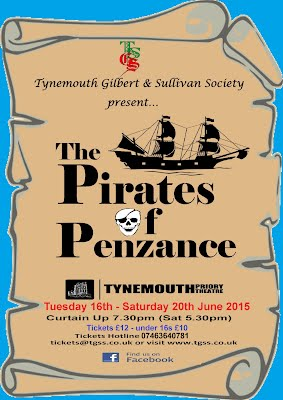 The Pirates of Penzance 2015