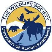 UAF Student Chapter of the Wildlife Society logo