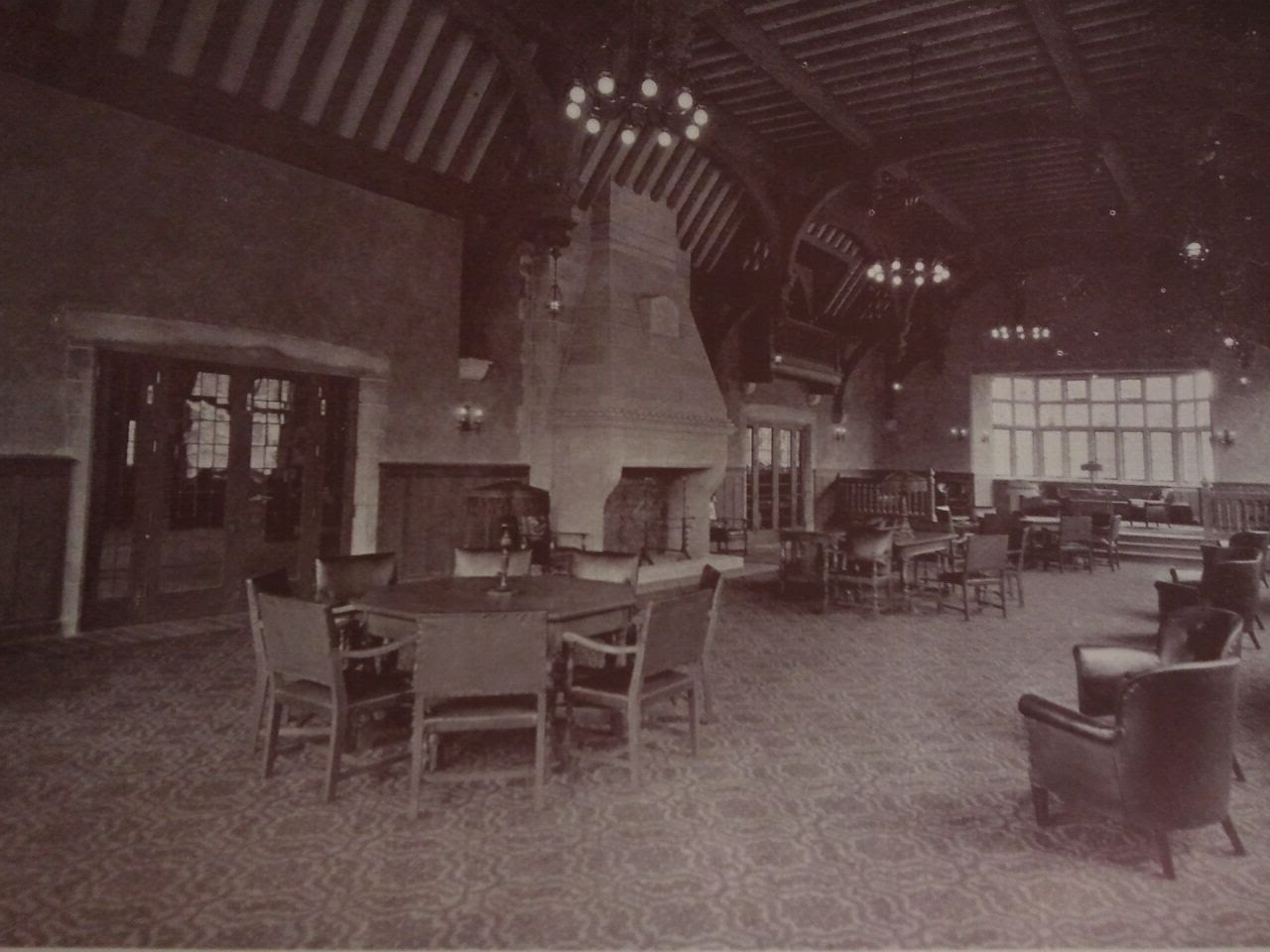 Great Hall (UC Archives And Rare Books Library)