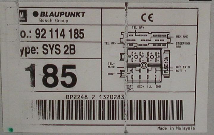 1_CD_headunit_connectors vl commodore horn wiring diagram efcaviation com vl commodore ecu wiring diagram at virtualis.co