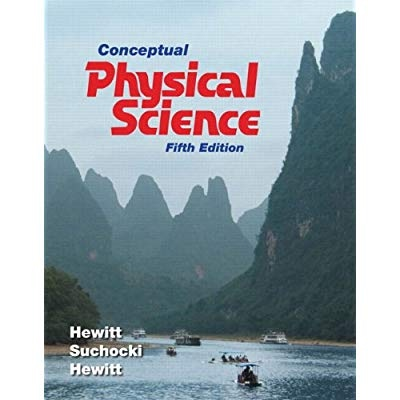 Conceptual Physical Science 5th Edition Ebook PDF