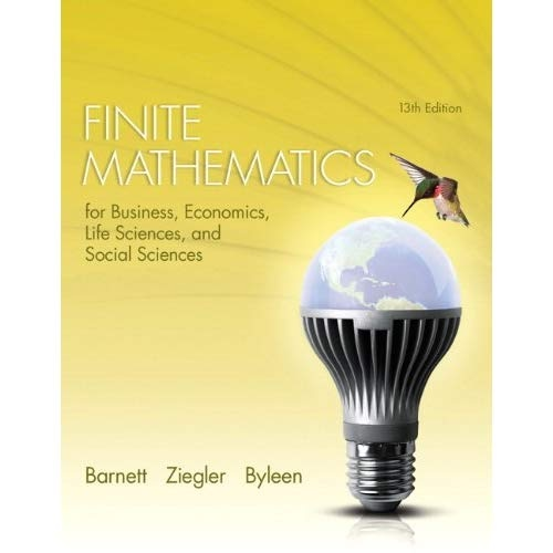 Download finite mathematics for business economics life sciences download finite mathematics for business economics life sciences and social sciences 13th edition ebook pdf for free fandeluxe Gallery