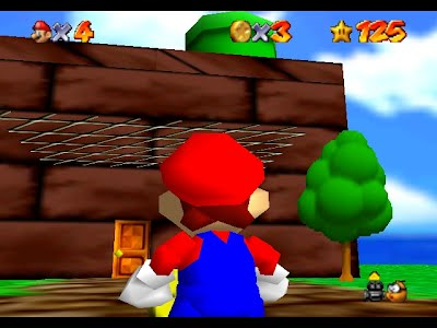 Super Mario 64 and the Lost Kingdom - Ultra-64-bit-Productions