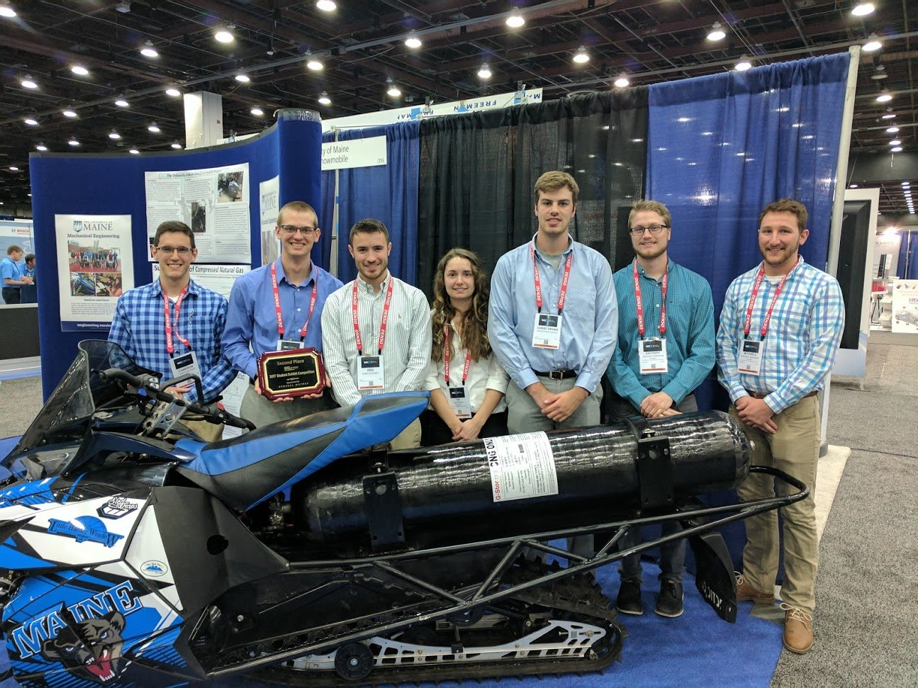 Sae World Congress >> Sae World Congress Photos Clean Snowmobile 2017