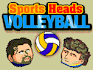 Sports Head Volleyball