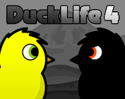 duck life hacked unblocked games