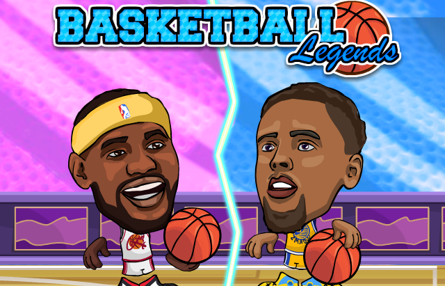 Basketball Legends Unblocked Games 77