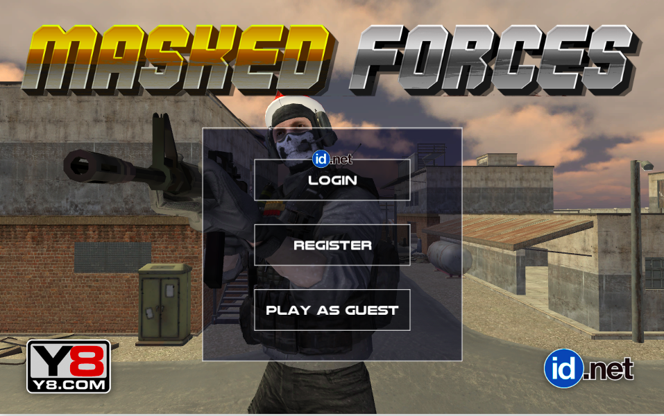 Masked Forced Unblocked