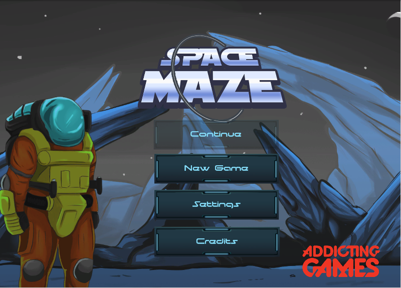 Space Maze Middletowngames123