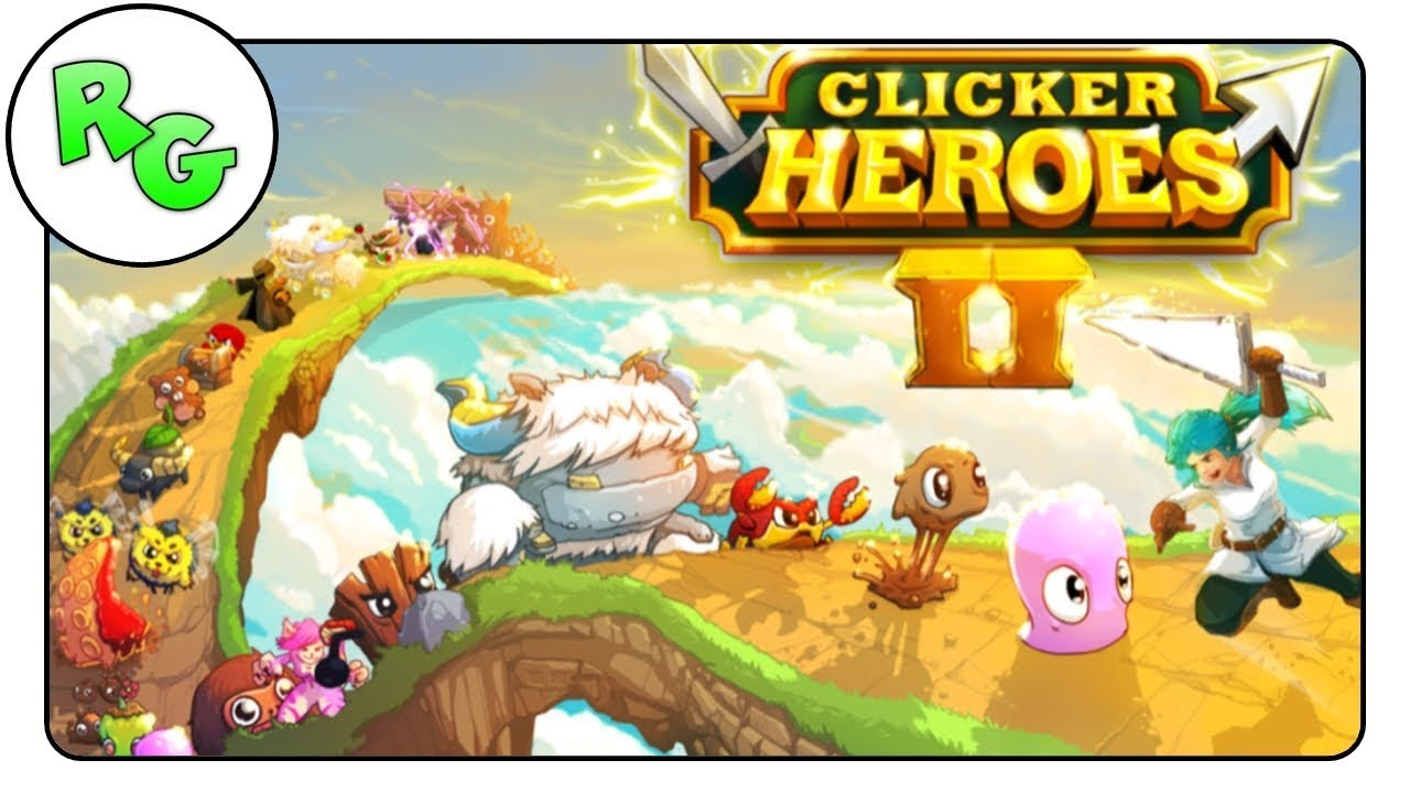 Clicker Heroes 2 - unblocked games 66