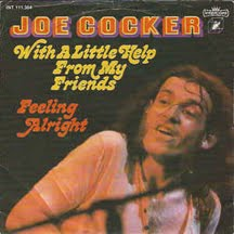 Image result for joe cocker with a little help from my friends images