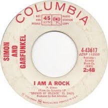 paul simon i am a rock