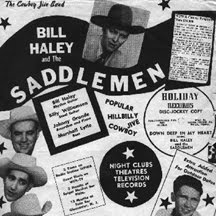 Bill Haley and the Saddlemen - Under Appreciated Rock Guitarists
