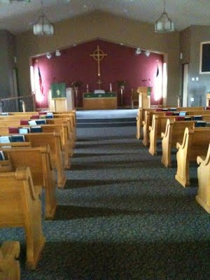 United Parish sanctuary