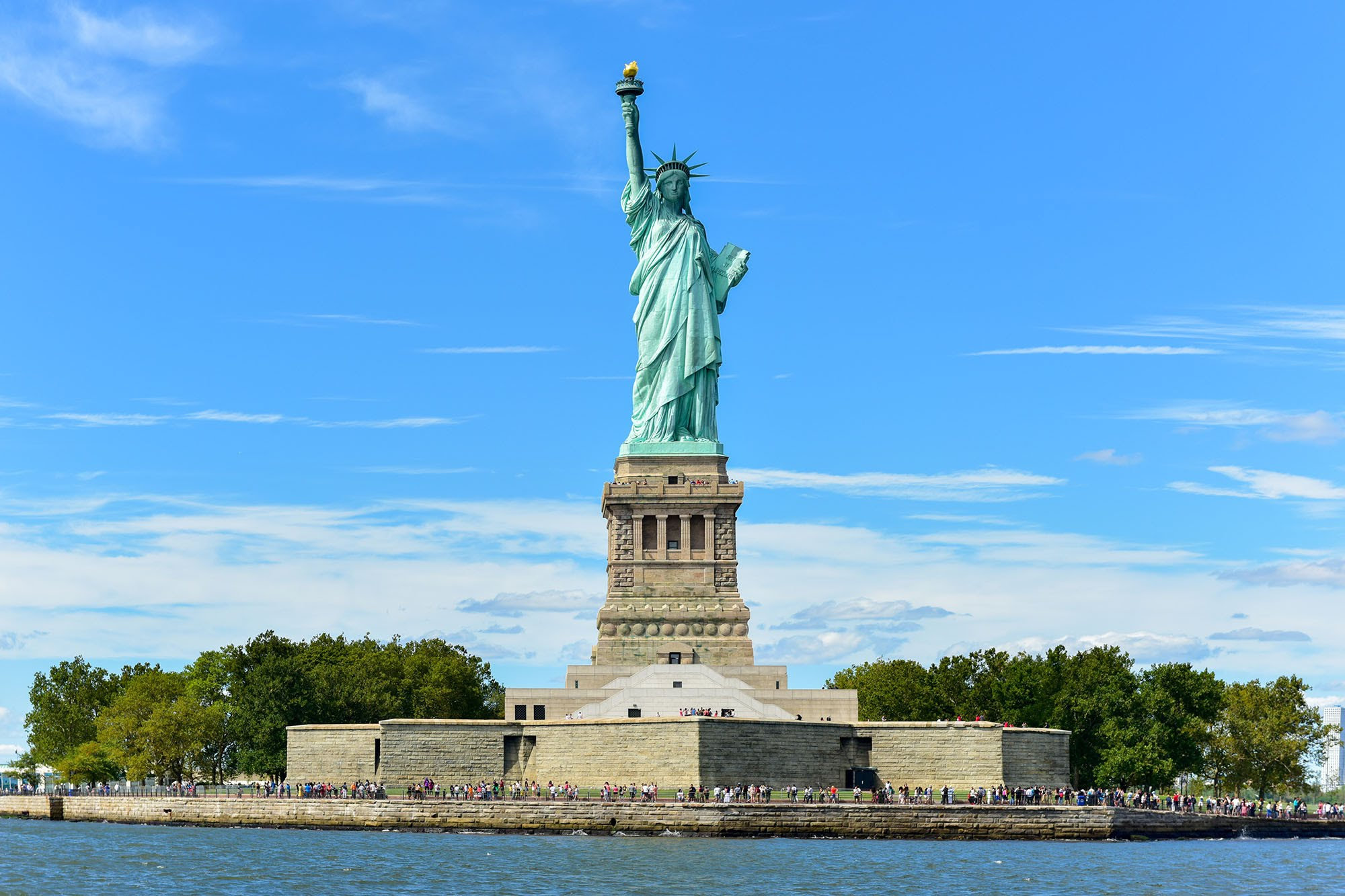 Statue of Liberty - United States Monuments