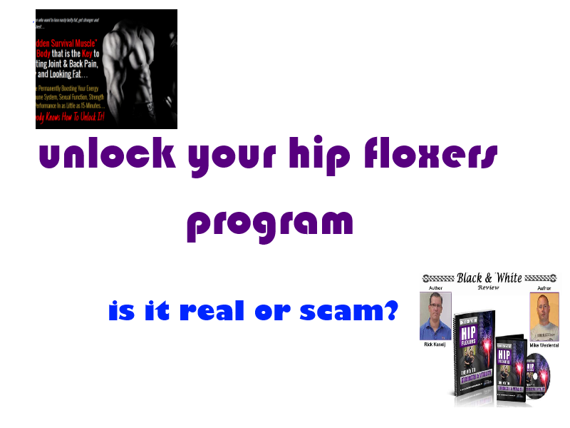 Hip Flexors And Hip Extensors