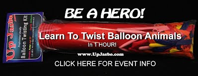 Sept 8th Balloon Class INFO / CLICK HERE