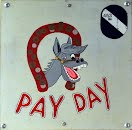Nose Art - Pay Day
