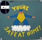 Nose Art  - You're Safe At Home