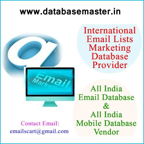USA Email list providers | Download Free | DatabaseMaster
