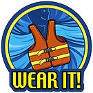 Wear your life jacket!