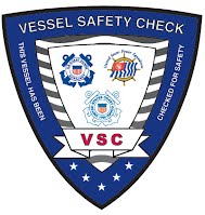 United States Coast Guard Auxiliary Vessel Safety Check