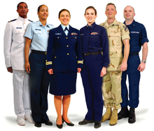 United States Coast Guard, Uniforms