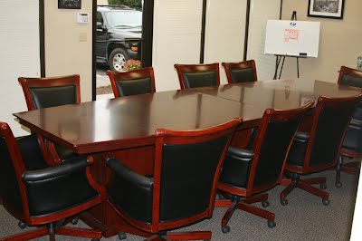 Executive conference table 10 matching leather wood for 10 ft conference room table