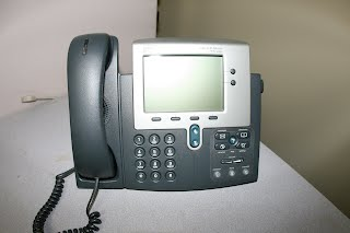 VOIP Cisco IP Phones - Models 7960 & 7940 - Used Stuff For