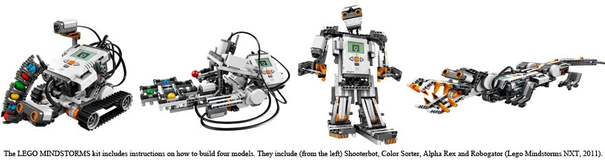 Lego Mindstorms Nxt Using Integrated Software