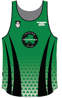 Shamrocks Training Singlet