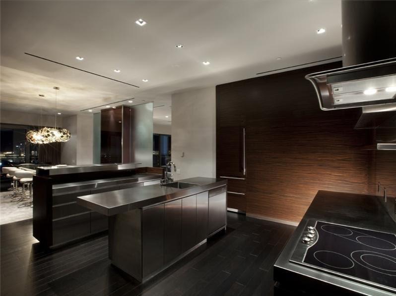 Luxurious las vegas property palms place luxury for Kitchen design las vegas