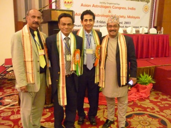 conference Asian astrologers