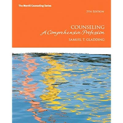 Counseling A Comprehensive Profession 7th Edition Pdf