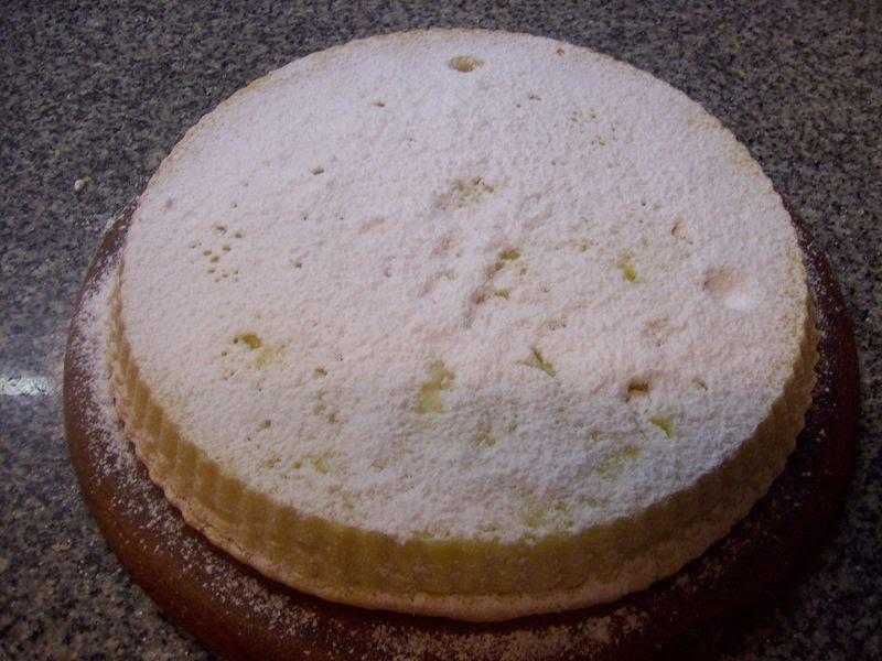 Torta de Ricota (Por mí - Paso a Paso)