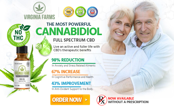 Virginia Farms CBD Oil-legit or scam-price-reviews 2020-side effects-works