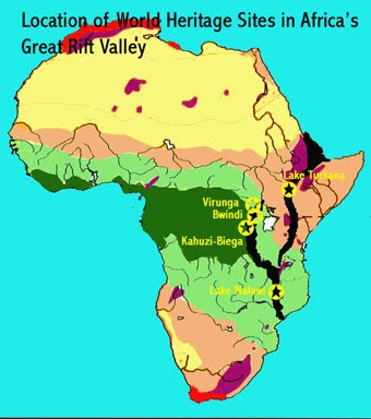 Africa - Virtual Field Trip-Continents