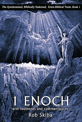 qabalah book of enoch the book of watchers pdf