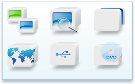 Pure Dock Icons