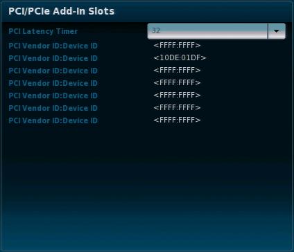 PCI - Intel® Visual BIOS Wiki