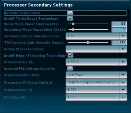 Processor - Intel® Visual BIOS Wiki