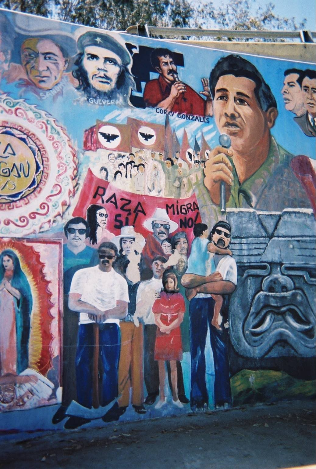 a history of chicano park Chicano park activists have a name picked out for a future museum, and a website what they don't have is a building -- that's where they hope the.